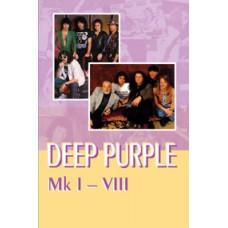 """DEEP PURPLE Mk I-VIII"""